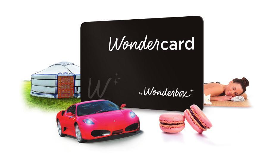 WONDERCARD PAR WONDERBOX