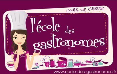 COURS DE CUISINE ECOLE DES GASTRONOMES BREST