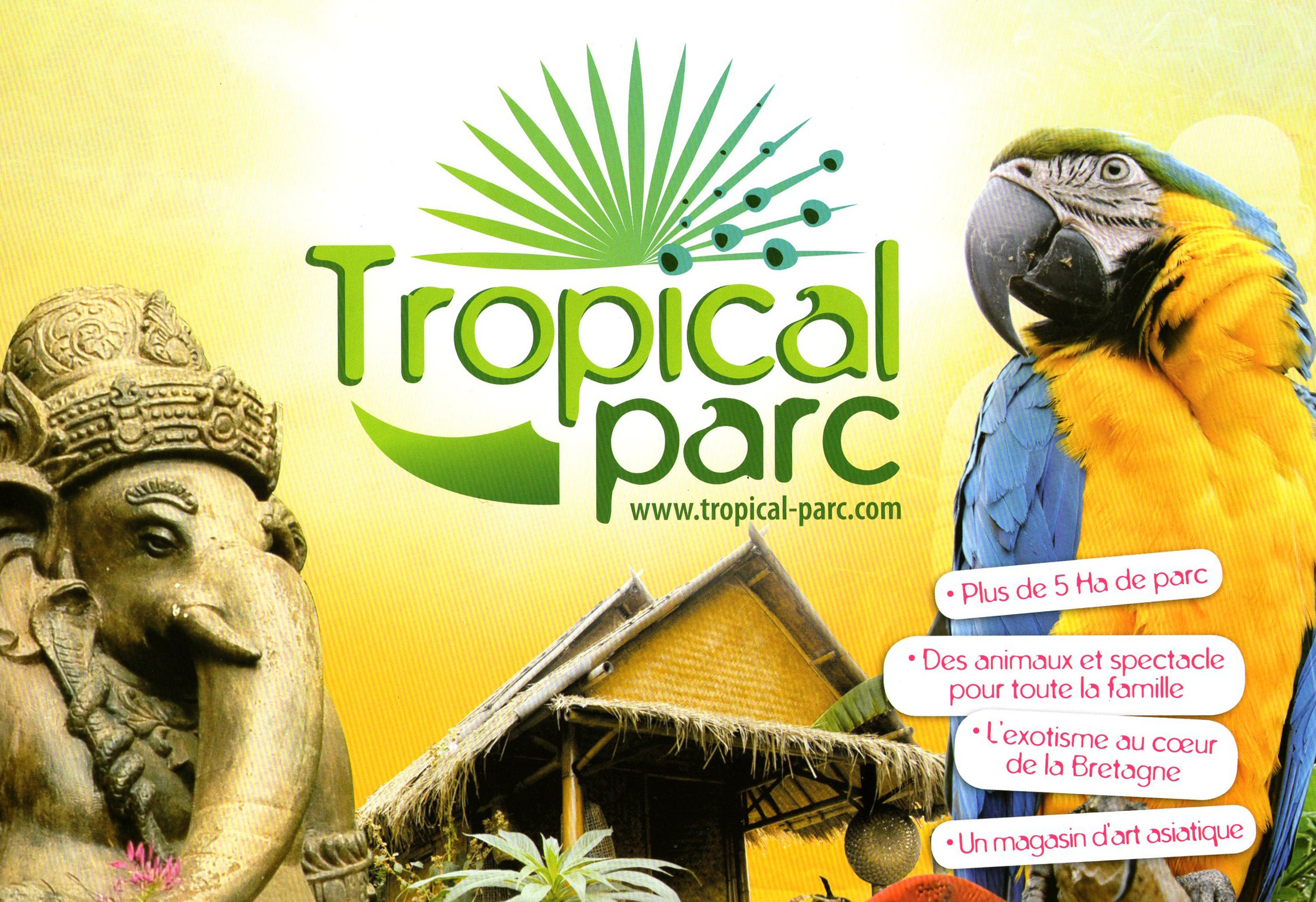 TROPICAL PARC ADULTE